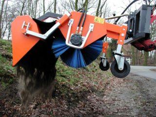 Seprőgép Eco Ø 520